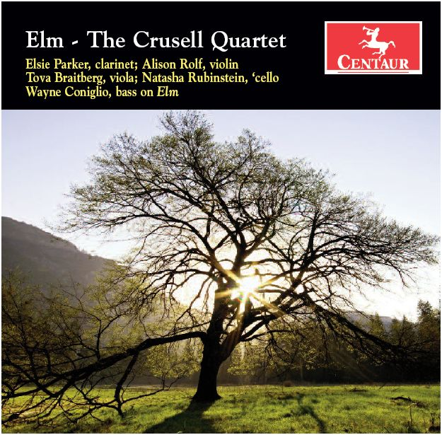 "The Crusell Quartet's CD ""Elm"""