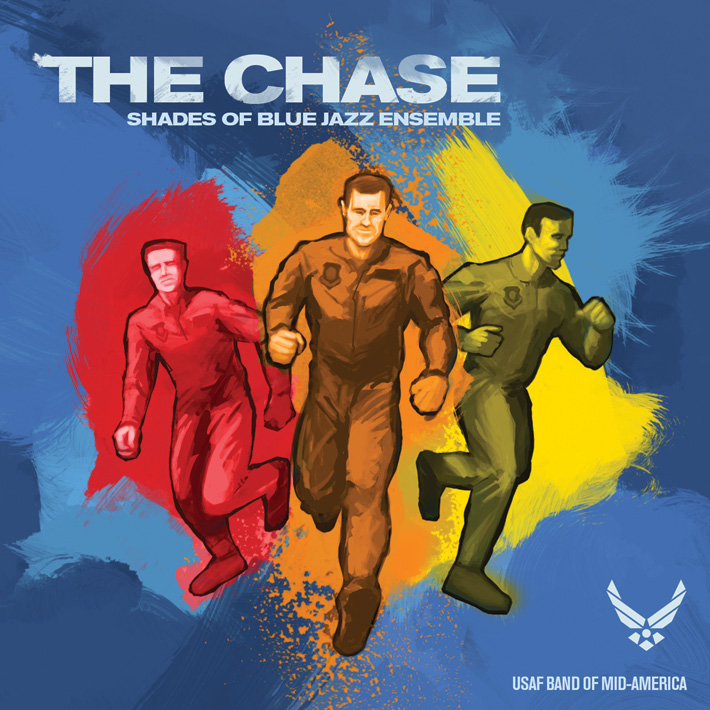 The Chase USAF Shades of Blue